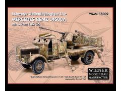 Mercedes Benz L45000A with 2cm Flakvierling