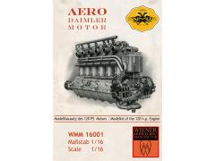 Aero Daimler Engine 120 HP